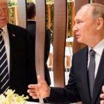 Trump'tan sürpriz 'Putin' açıklaması!