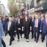 Çalışma ve Sosyal Güvenlik Bakanı Sarıeroğlu Çankırı'da