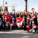 Ankara'da gazilere yapılan saldırıya tepkiler