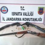 Isparta'da uyuşturucu ve kaçakçılık operasyonu