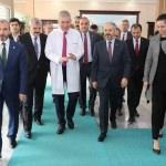 Sağlık Bakanı Demircan'dan gazilere ziyaret