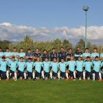 19 Yaş Altı Milli Futbol Takımı'nın Antalya kampı