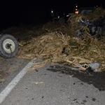 Hanönü'de trafik kazası: 2 yaralı