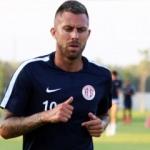Antalyaspor'da Jeremy Menez şoku!
