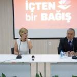 İzmir Büşükşehir Belediye Başkanı Kocaoğlu organlarını bağışladı