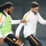 Galatasaray dev maça kilitlendi