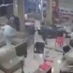 Irak'ta dehşet anları kameralara böyle yansıdı