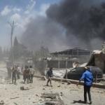 Şam'da saldırı: 3 ölü 13 yaralı