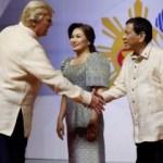 Trump, Obama'ya küfür eden Duterte ile görüştü