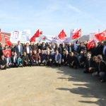 Ayvacık-Taşova yolu yapılmayı bekliyor