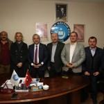 Altınordu Belediye Başkanı Tekintaş'ın ziyaretleri