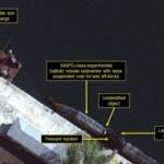 Kuzey Kore'nin yeni silahı uydudan görüntülendi!