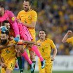 Avustralya, Rusya biletini rahat aldı!