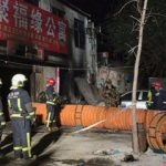 Çin'in başkenti Pekin'de büyük yangın: 19 ölü