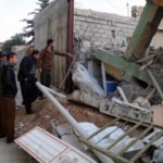Depremin boyutu gün ağarınca ortaya çıktı