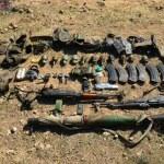 Siirt'te 3 PKK'lı teröristin etkisiz hale getirilmesi