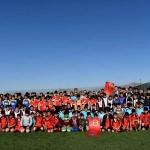 Seydişehir'de futbol turnuvası ödül töreni