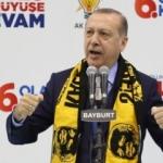 Erdoğan Bayburt'ta müjdeyi verdi! 2020'de bitecek
