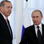 Erdoğan Rusya'da! Kritik görüşme sona erdi!