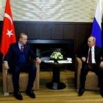 Erdoğan'dan Putin'e: Siyasetin namusu var
