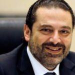 Hariri, salı günü ülkeye döneceğini açıkladı