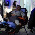 İki komşu arasında silahlı park kavgası: 3 yaralı