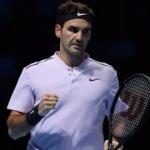 Federer Londra'da yarı finale yükseldi