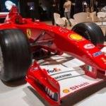 Schumacher'in arabası rekor fiyata satıldı!