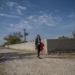 """Suriye sınırındaki öğrencilerin """"Nida""""sı"""