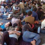 25 Uygur Türk'ü hapisten kaçtı!