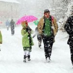 23 Kasım okullar kar tatil mi? İl il son dakika okul tatil haberleri