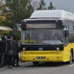 Diyarbakır'da öğrencilere ücretsiz ring servisi