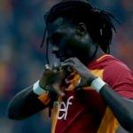 Bafetimbi Gomis'ten Beşiktaş'a gözdağı