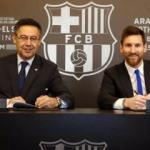 Dünya bu kararı bekliyordu! Messi resmen imzaladı