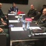 Genelkurmay Başkanları Soçi'de bir araya geldi