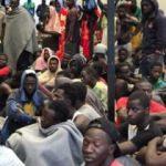 Göçmenlerin Libya'da köle olarak satılma iddiası