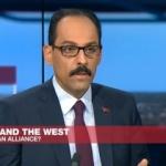 İbrahim Kalın, France 24'e konuştu!