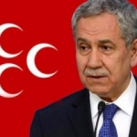 MHP'den Bülent Arınç'a: İbrikçibaşı