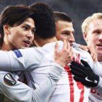 Salzburg 3 golle turladı!