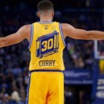 Warriors'u galibiyete Curry taşıdı