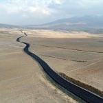 Van'da 7 ayda 962 kilometre yol yapıldı
