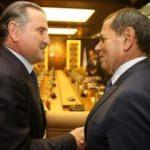 Bakan Bak, Dursun Özbek'le görüşecek