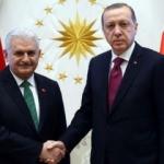Cumhurbaşkanı Erdoğan Yıldırım ile görüştü