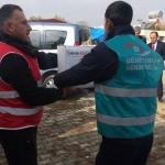 Türk Kızılayından hükümlülere destek