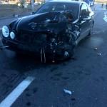 Konya'da trafik kazası: 4 yaralı