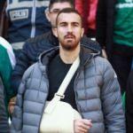 Fenerbahçe maçına yetişecek mi?