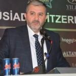 MÜSİAD'tan Sarraf açıklaması!