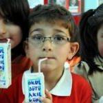 Okul sütü ihalesi yine iptal edildi