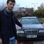 Plakası 34 AKP 34 olan arabaya rekor fiyat biçti