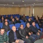 Keşan'da öğrenci servisi sürücülerine eğitim